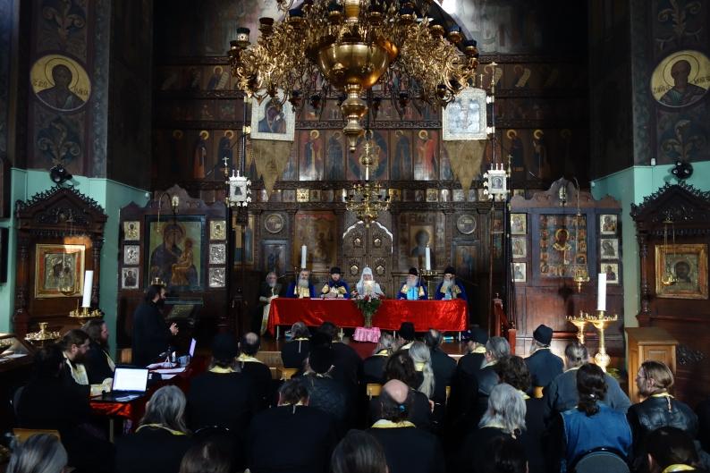 Освященный собор РДЦ 2015 г.