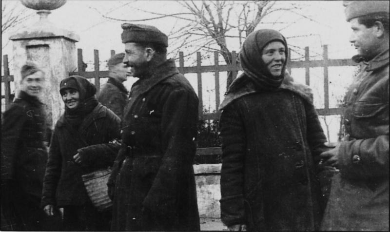 Секс русских женщин с немецкими солдатами во время вов фильмы