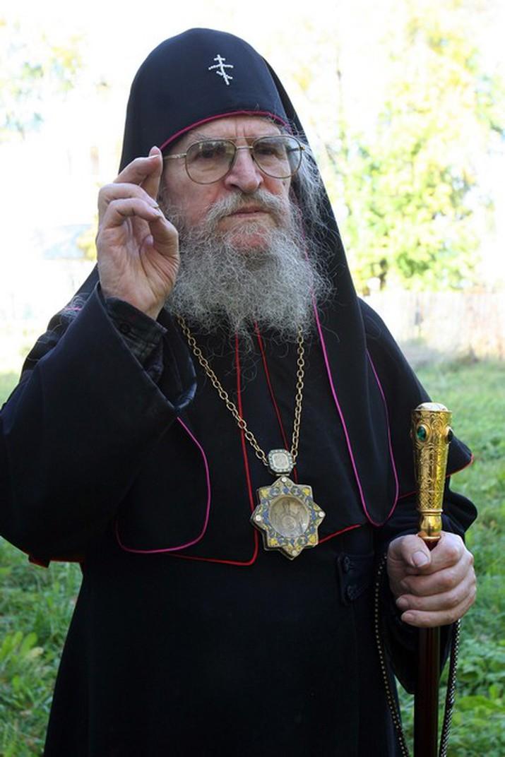 Иоанн (Витушкин), архиепископ Ярославский и Костромской. Фото о. Алексея Лопатина