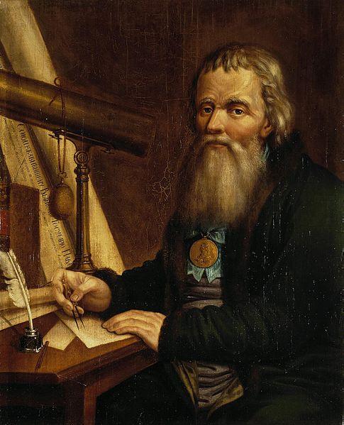 Иван Кулибин. Портрет