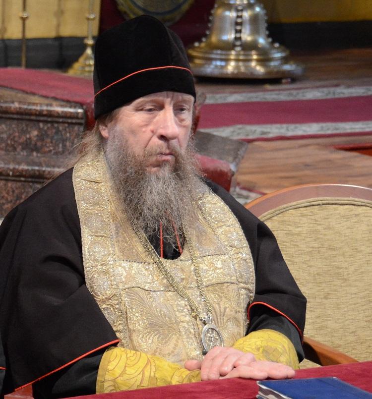 Епископ Ярославский и Костромской Викентий (Новожилов)