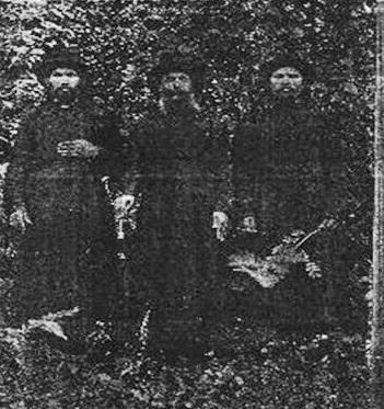 Белокриницкие священники с. Усень-Ивановское Белебеевского района БАССР