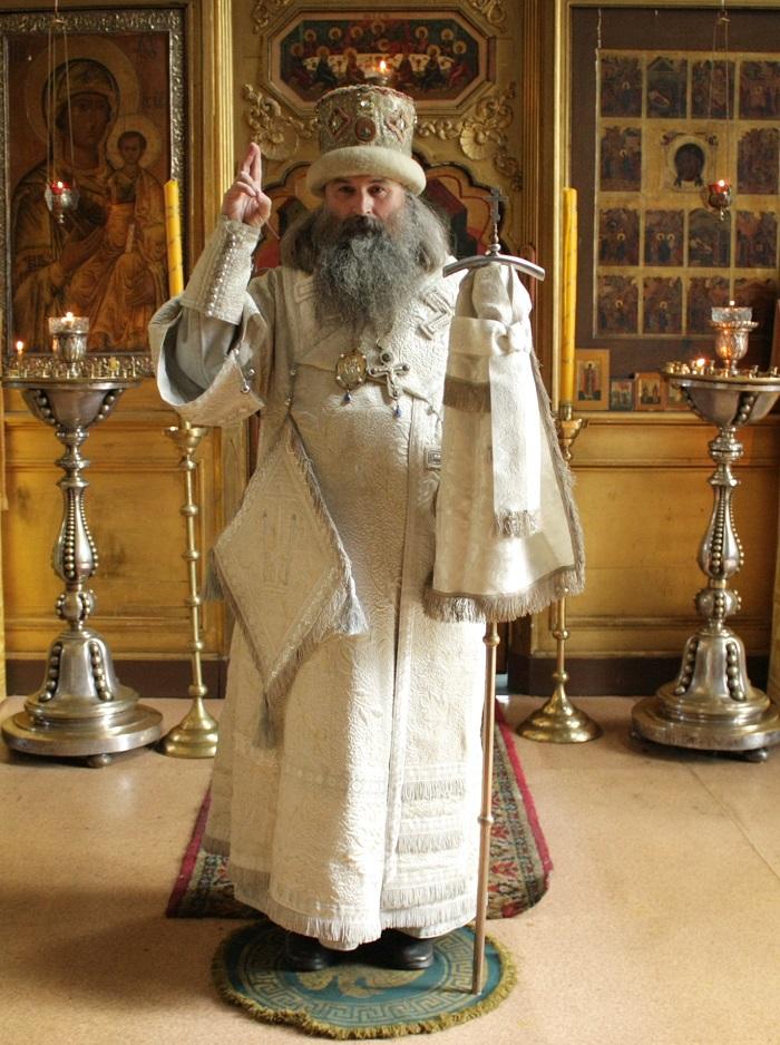 Епископ Казанский и Вятский Евфимий (Дубинов)