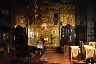 Внутреннее убранство старообрядческих храмов