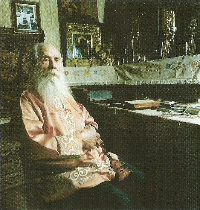 Духовный наставник Иосиф Иванович Никитин (1905-1996)