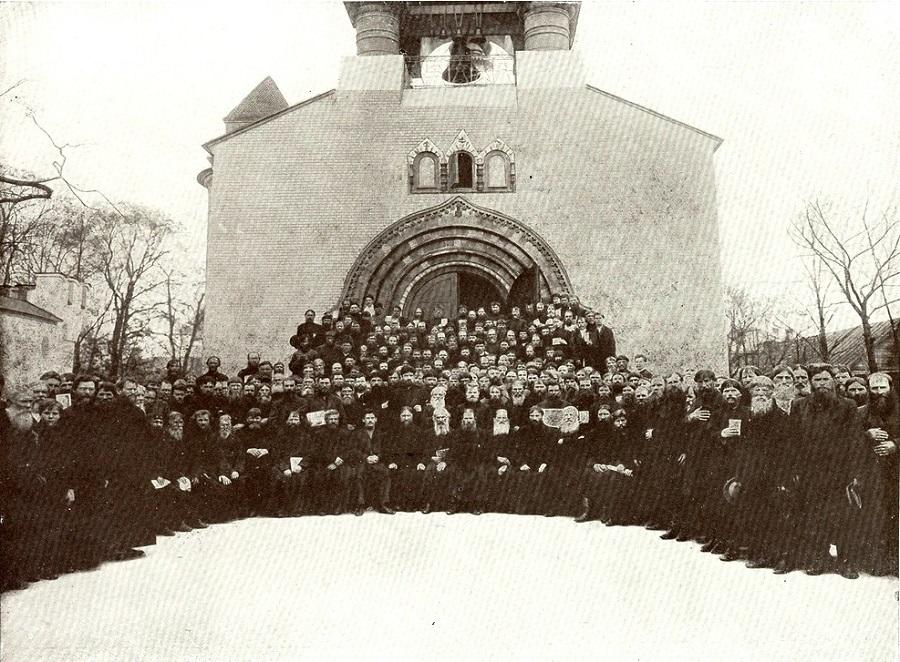 Первый Всероссийский Собор староверов-поморцев. 1909 год