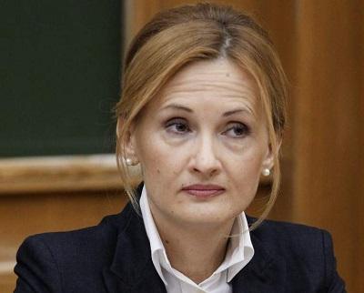 Ирина Яровая. Инициатор закона о миссионерской деятельности РФ в 2016 году (закон Яровой)