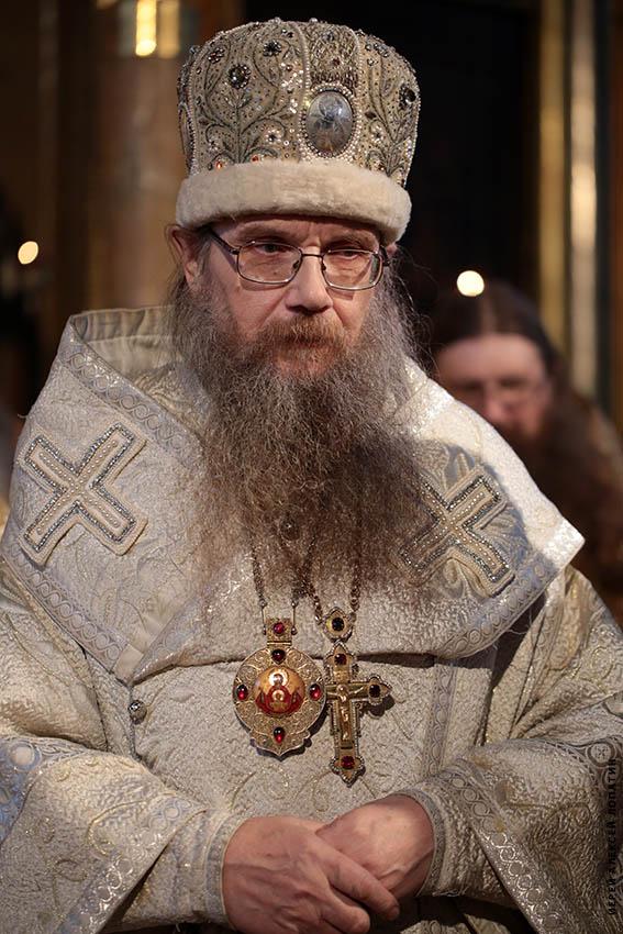 Новопоставленный епископ Григорий (Коробейников). Фото с сайта rpsc.ru