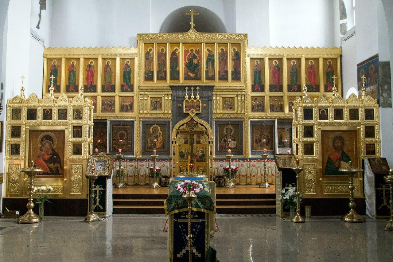 Проповедь иерея константина литвякова. церковная жизнь.
