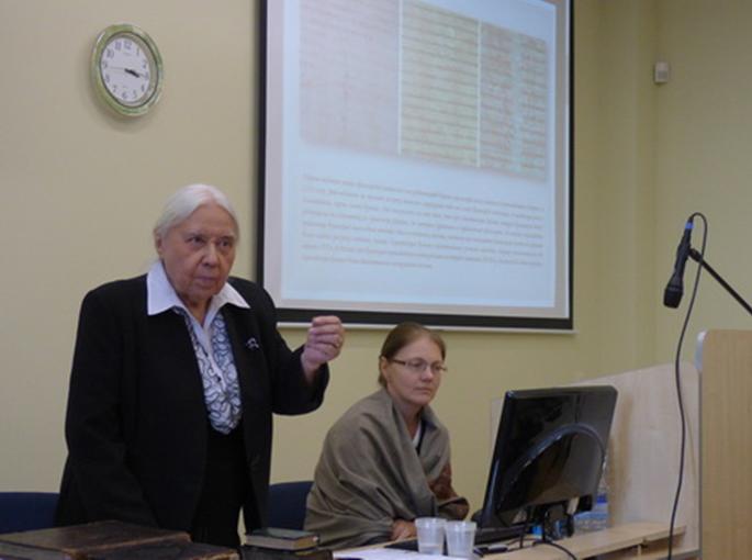 Ирина Васильевна Поздеева и Наталья Викторовна Литвина