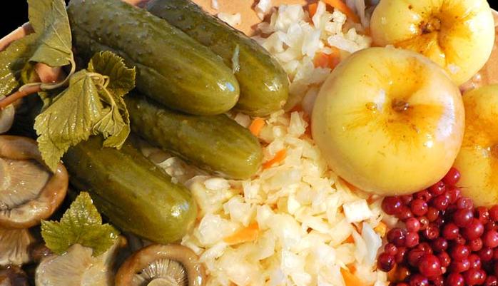 Мочение и квашение — это технологии, которые свойственны во многом именно русской кухне