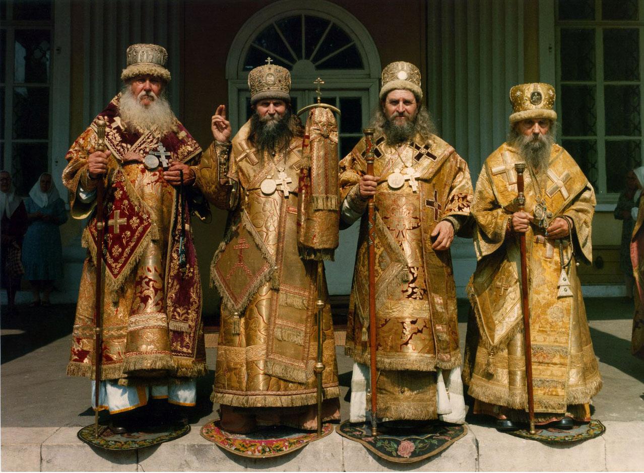 Епископ в Древней Церкви