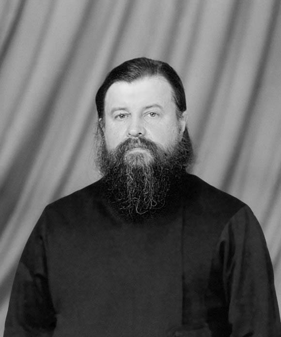 Протоиерей Евгений Бобков