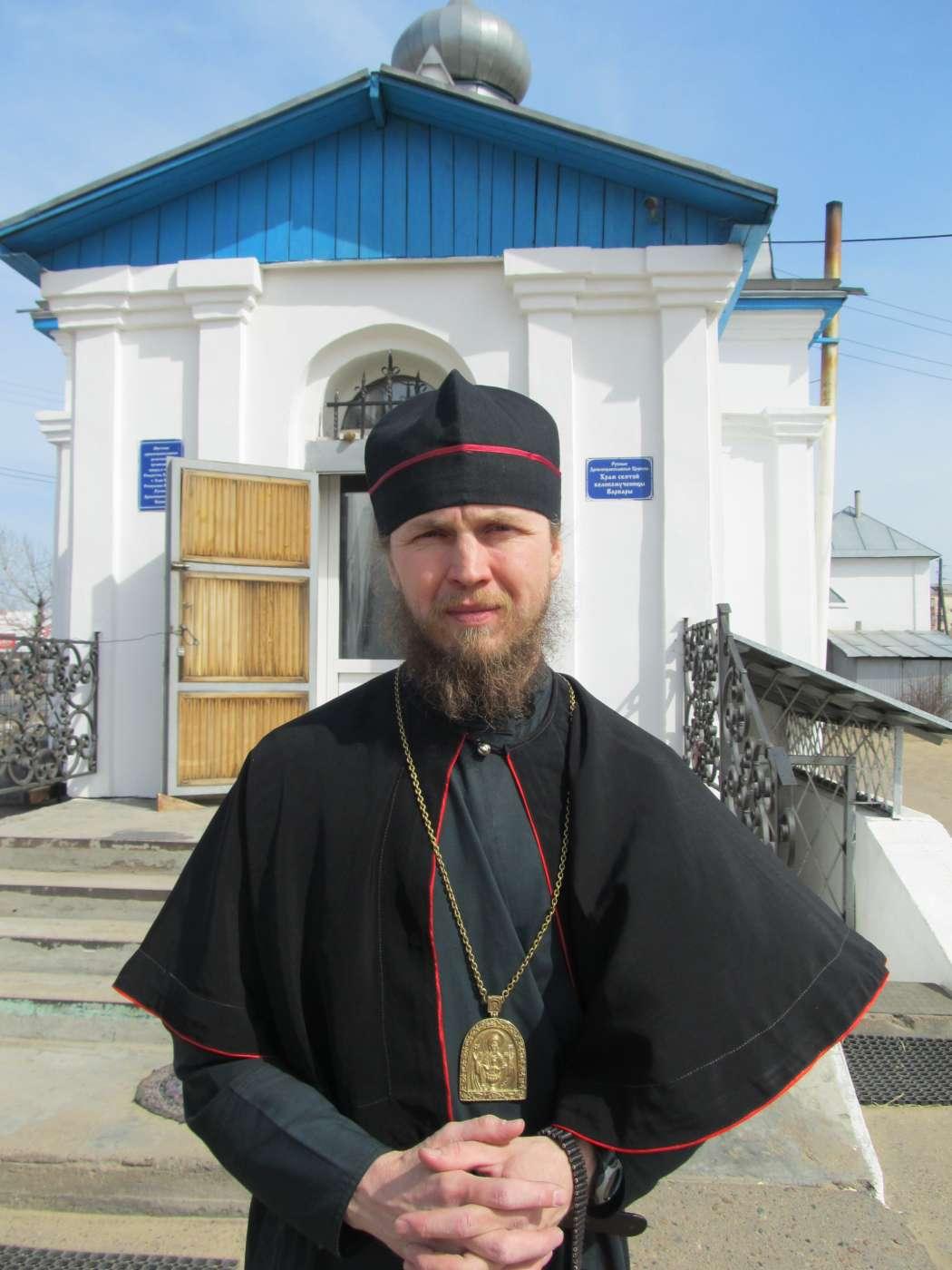 Епископ Сибирский РДЦ Сергий (Попков)