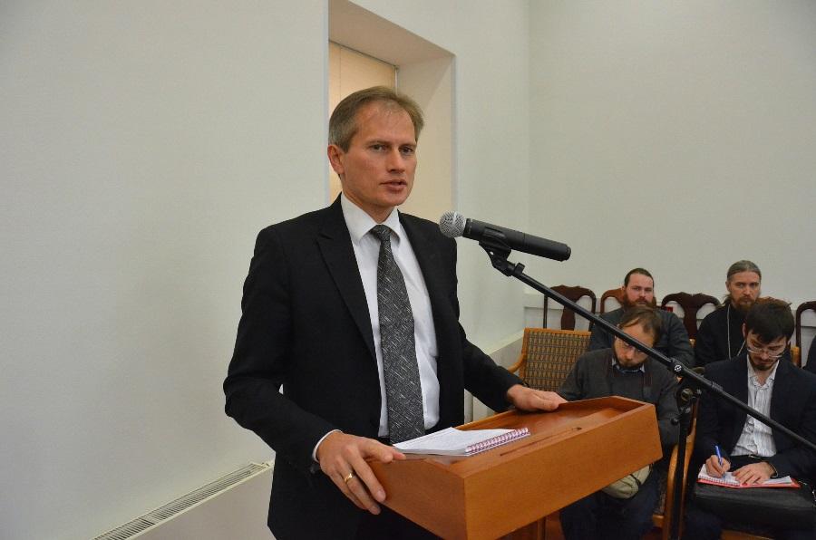 Главный советник Администрации Президента Российской Федерации Александр Александрович Терентьев