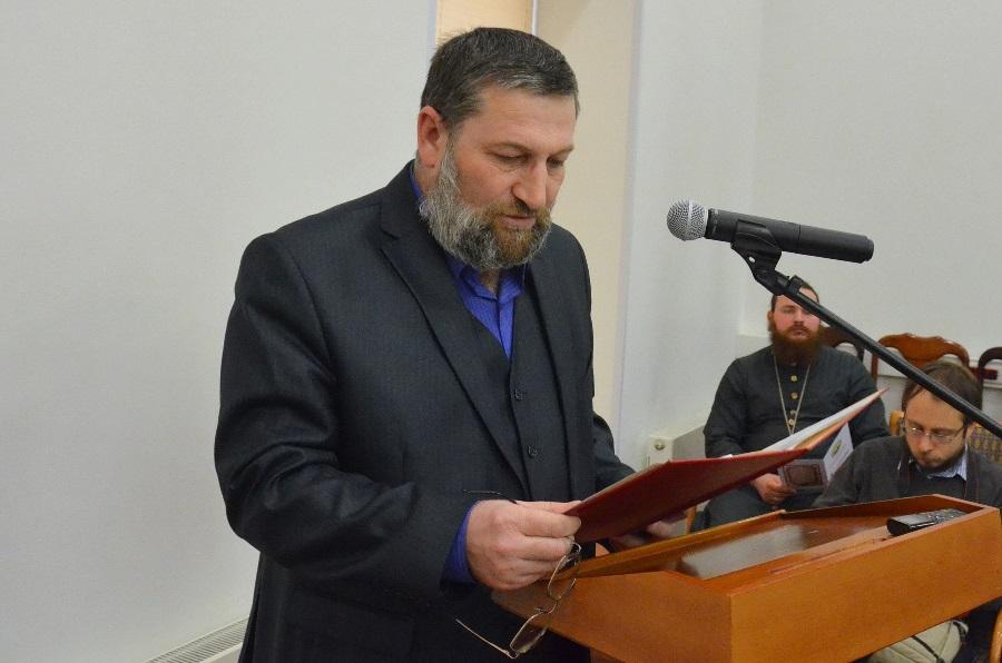 Председатель Совета РОО «Общество культуры семейских Республики Бурятия» Сергей Петрович Петров