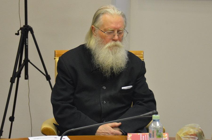 Председатель Российского Совета Древлеправославной Поморской Церкви о. Олег Иванович Розанов