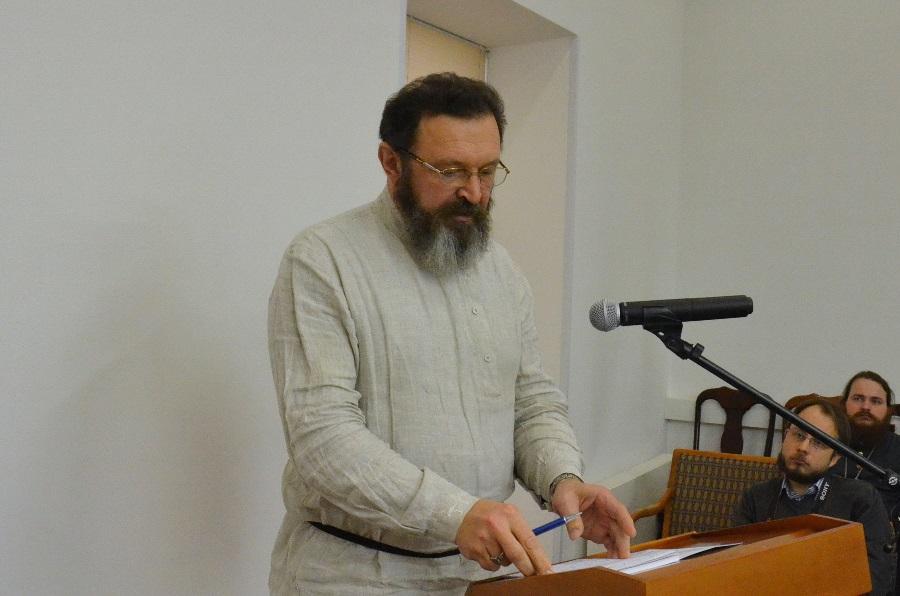 Вячеслав Владимирович Михалев, председатель общины РПсЦ во Владивостоке