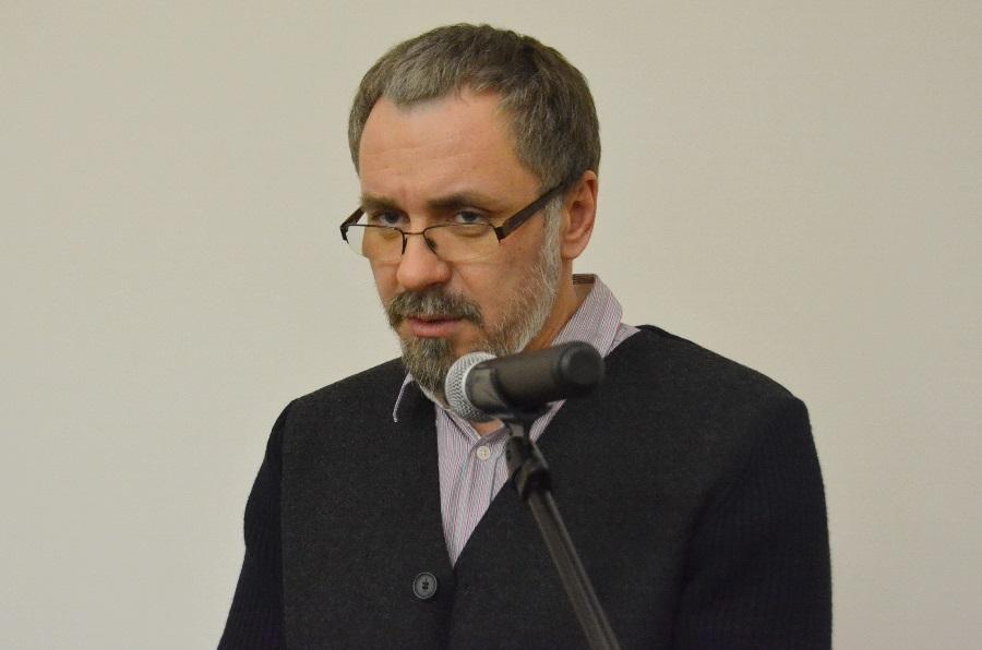 Павел Владимирович Половинкин, председатель Самарской общины ДПЦ