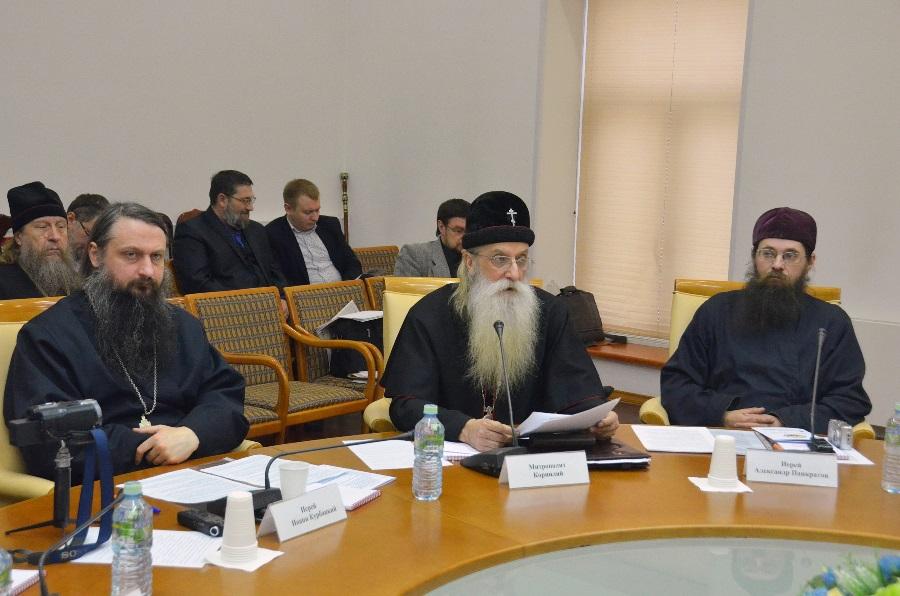 Приветственное слово Митрополита Московского и всея Руси Русской Православной старообрядческой Церкви Корнилия
