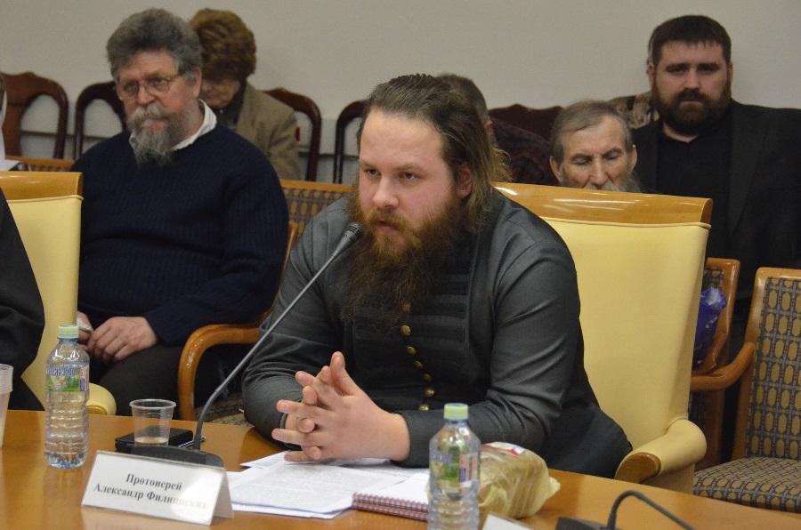 Иерей Александр Филиппских (РДЦ)