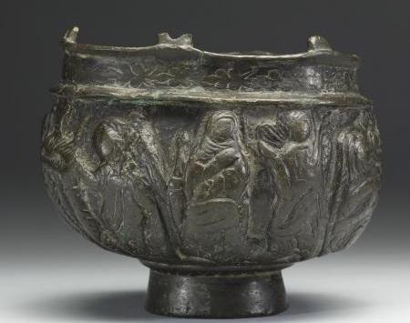 Стационарная кадильница, Византия-Сирия, VI век