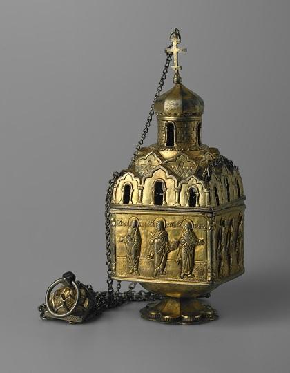 Кадило, Москва, конец XV века. Музеи Московского Кремля