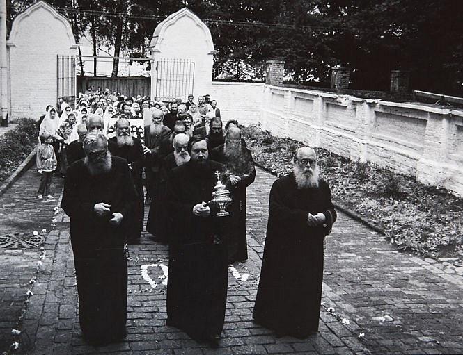 Праздничное богослужение в Рижской Гребенщиковской поморской старообрядческой общине