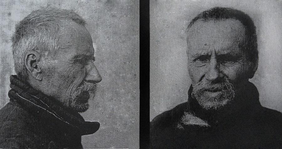 Старообрядческий священник Игнатий Арсентьевич Панкратов. Фото из дела № 5443