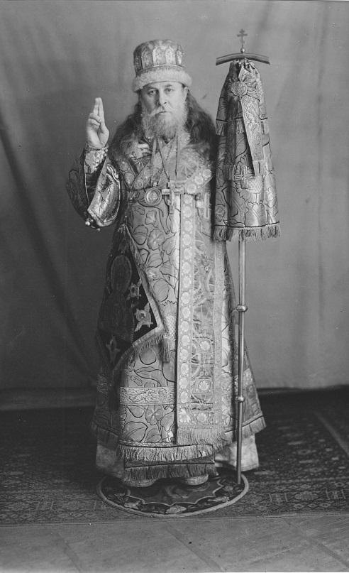 Архиепископ Московский и всея Руси Никодим (Латышев)