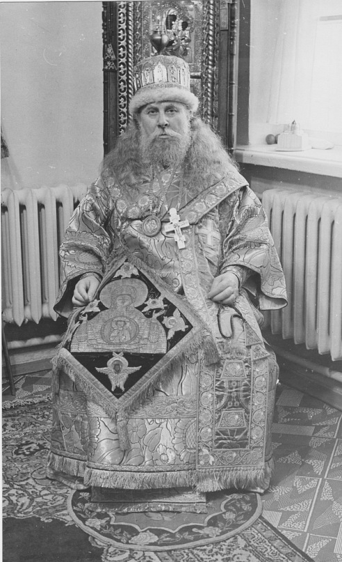 Слово на Новый год архиепископа Никодима (Латышева)
