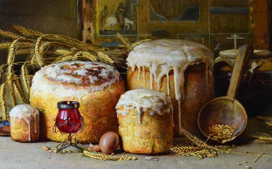 Праздничные блюда, которые готовят раз в году