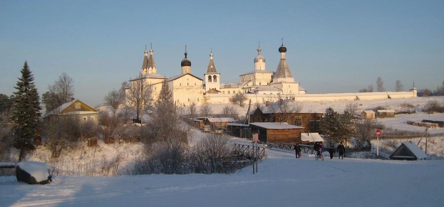 Богородице-Рождественский Ферапонтов монастырь