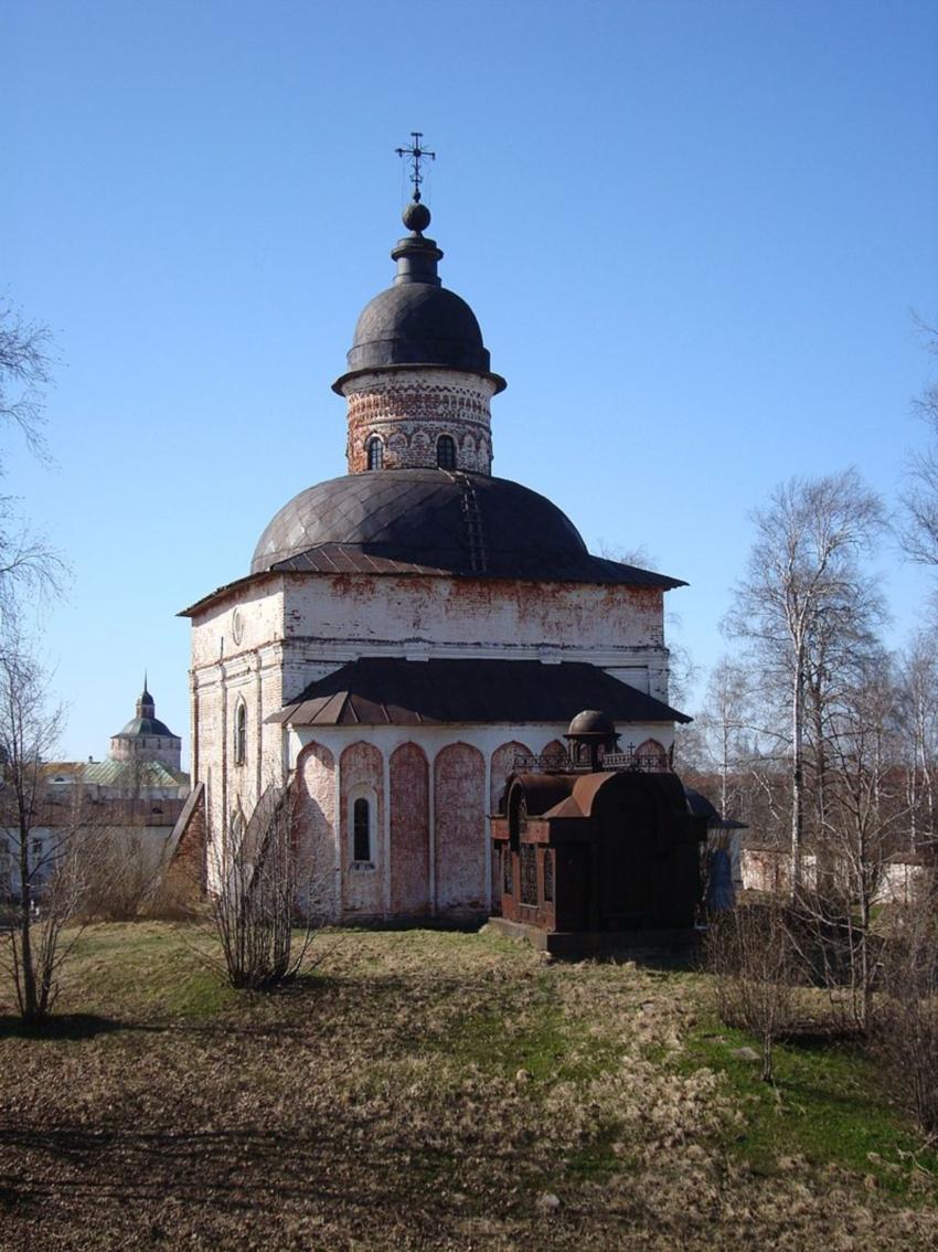 Церковь Усекновения главы Иоанна Предотечи Кирилло-Белозерского монастыря