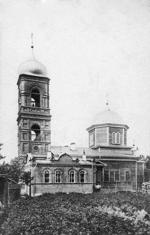Троицкий старообрядческий храм в г. Ржеве