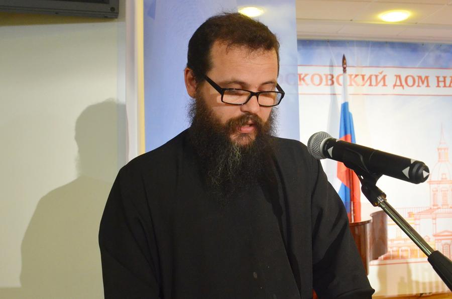 Доклад о. Виктора Кузнецова на Освященном Соборе РДЦ
