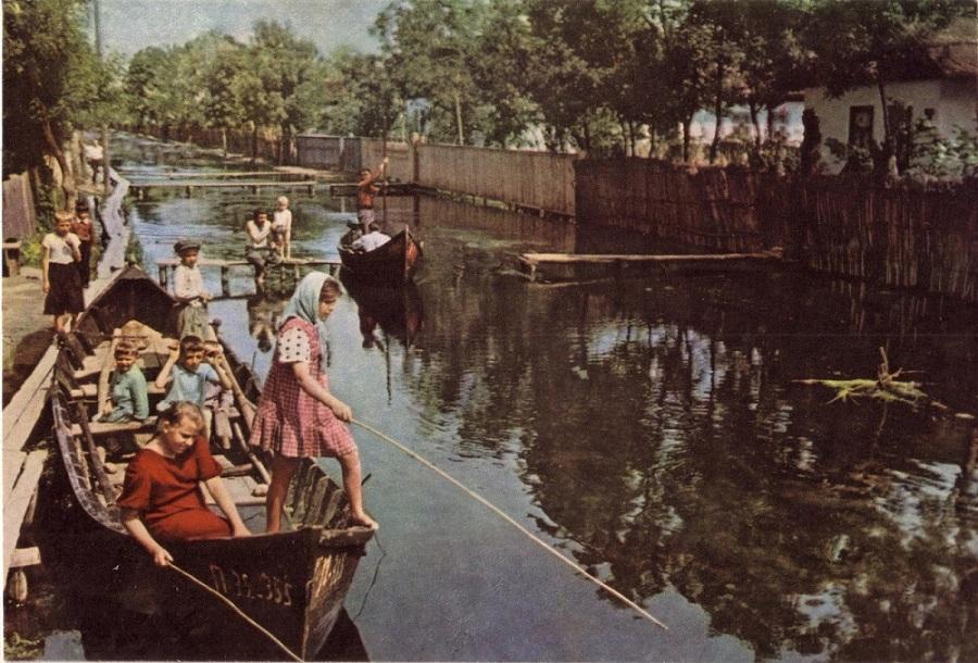 Вилково (липованская Венеция)