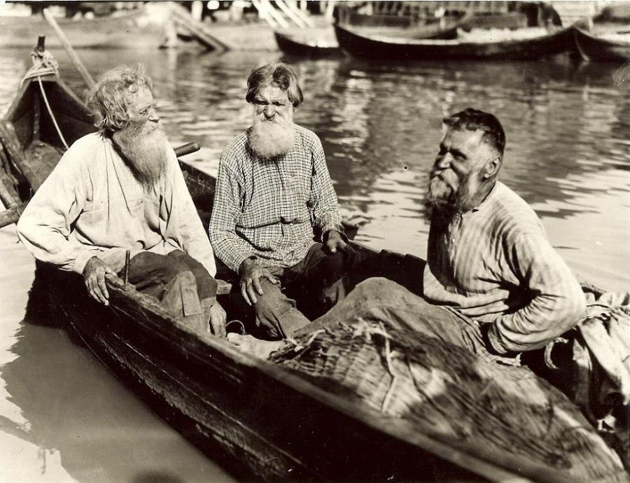 Основной промысел липован — рыболовство