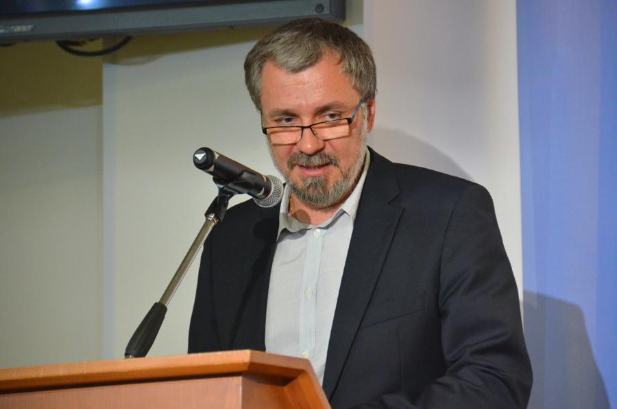 Павел Владимирович Половинкин на международной старообрядческой конференции «Старообрядчество, государство и общество в современном мире», июнь 2016 г.