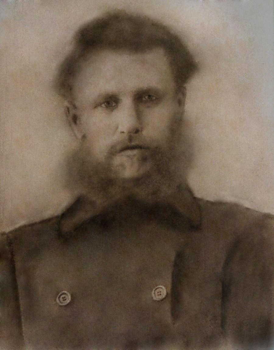 О. Андрей Попов. Фотография из архива Покровского старообрядческого храма г. Ржева