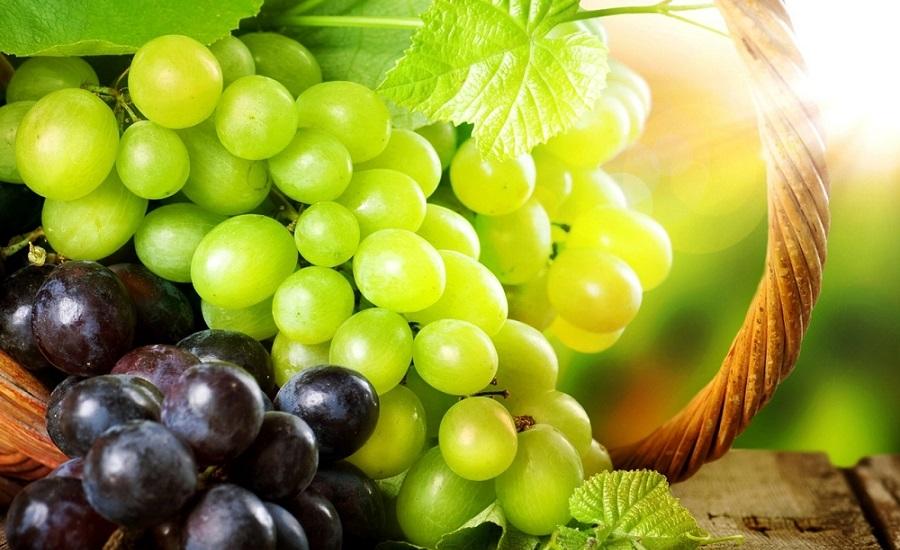 Виноград на Преображение