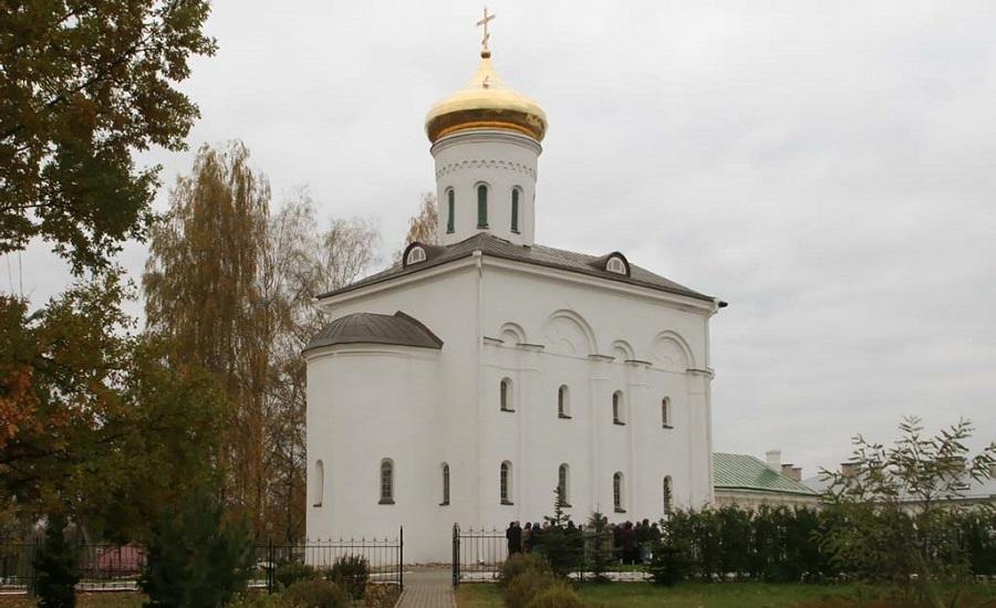 Спасо-Преображенская церковь в Полоцке (Беларусь)