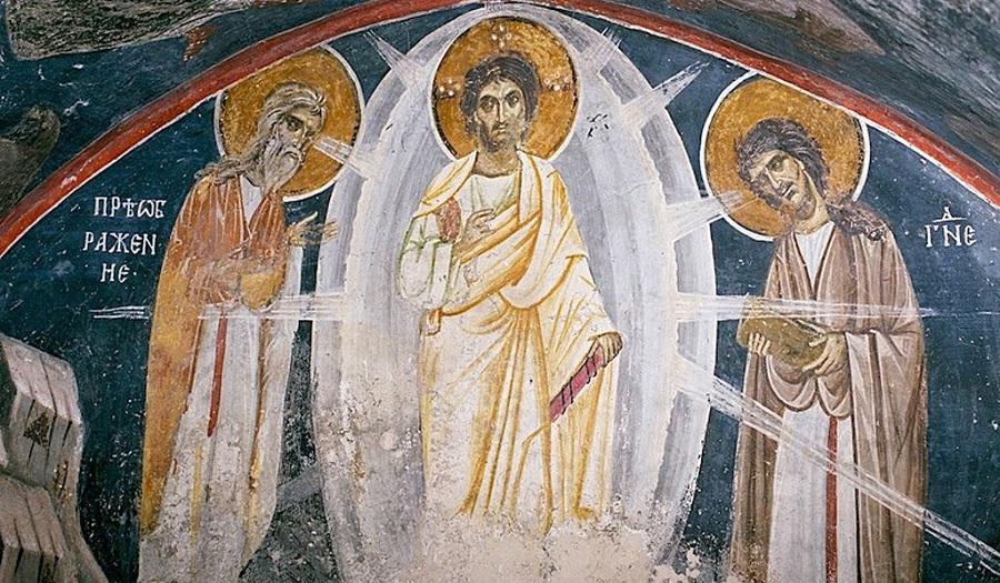 Преображение Господне, XIII век