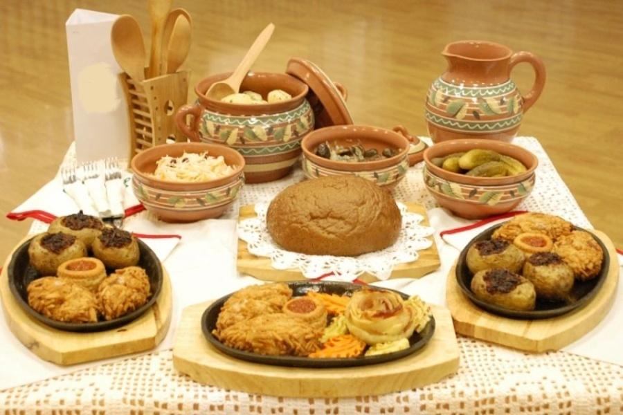 блюда вторые еды кухне рецептами с Игры русские русскими на приготовление на