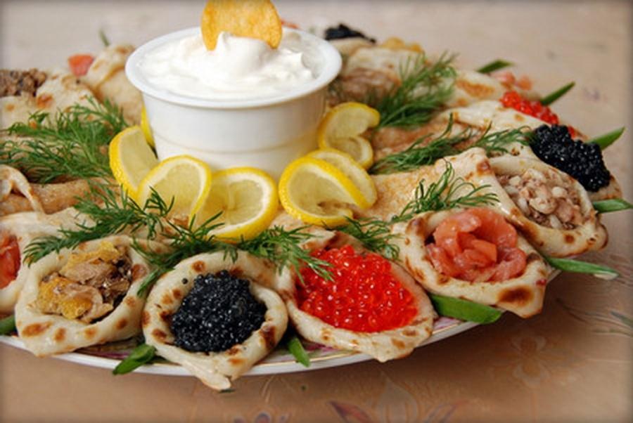 Русская народная кухня блюда