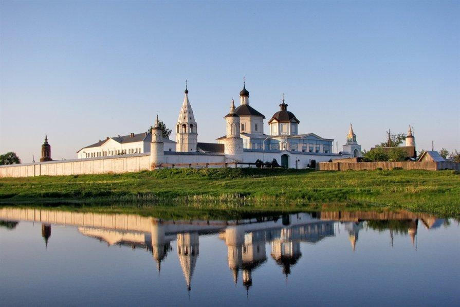 Бобренев монастырь близ Коломны