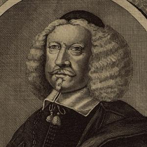 Немецкий учёный и путешественник Адам Олеарий