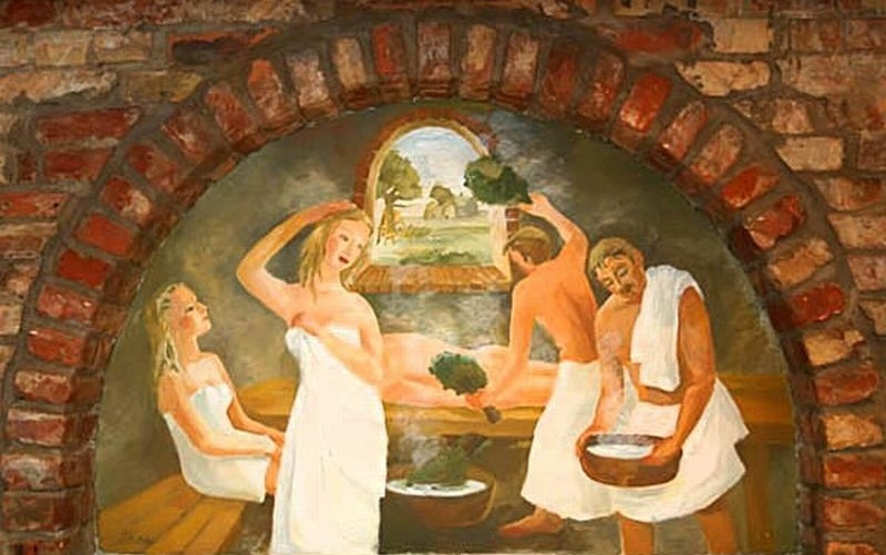 Уход за кожей в русской бани — дороже всякого лекарства