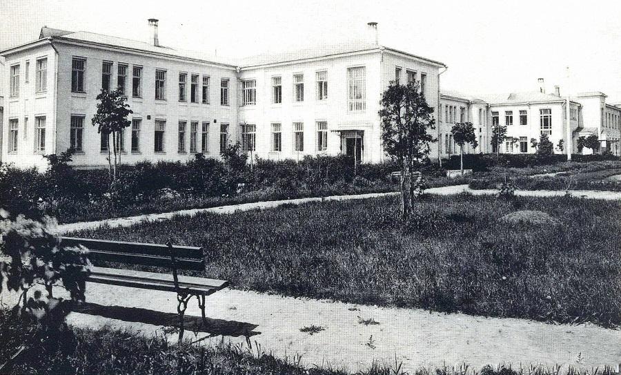 Больница Солдатенкова, 1913–1914 гг.
