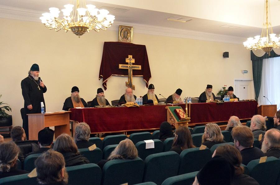 Освященный Собор РПСЦ, 2016 год